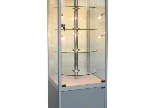 Decorate Display Cabinets Fashion Shop