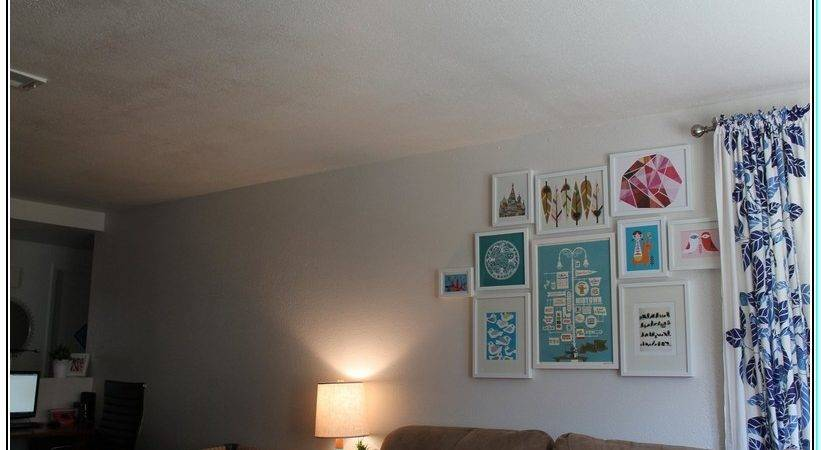 Decorate Long Wall Living Room