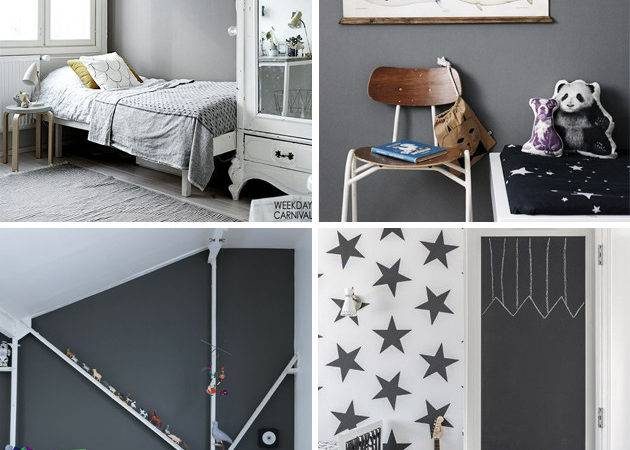 Decorate Monochrome Kids Room Bloom