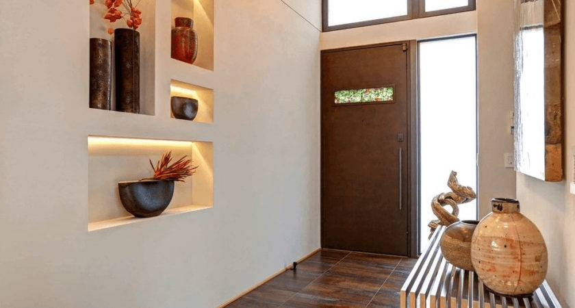 Decorate Recessed Wall Niche Dos Don