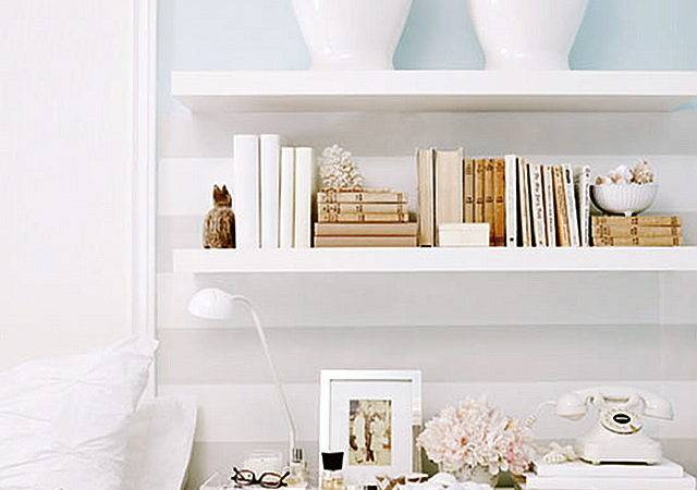 Decorate Shelves