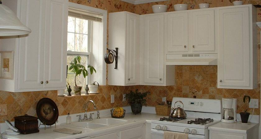Decorate Tops Kitchen Cabinets House Furniture