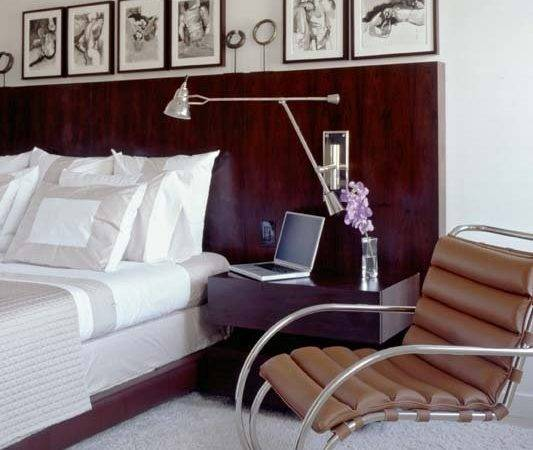 Decorate Wall Above Bed