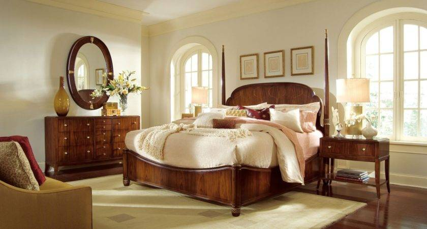 Decorate Your Bedroom Beautiful Wooden Bed Frame