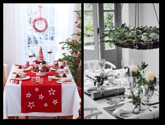 Decorate Your Christmas Table Festive Productions