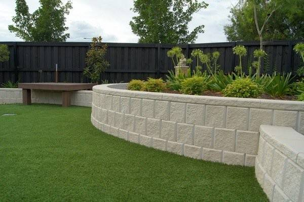 Decorate Your Garden Concrete Blocks Desigz
