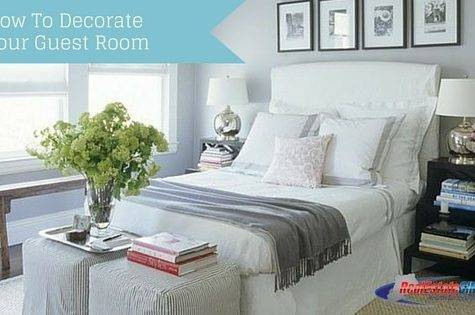 Decorate Your Guest Room