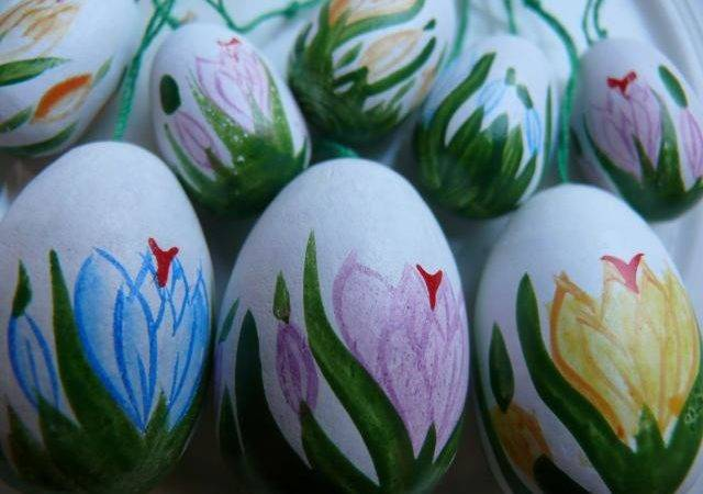 Decorated Eggs Nen
