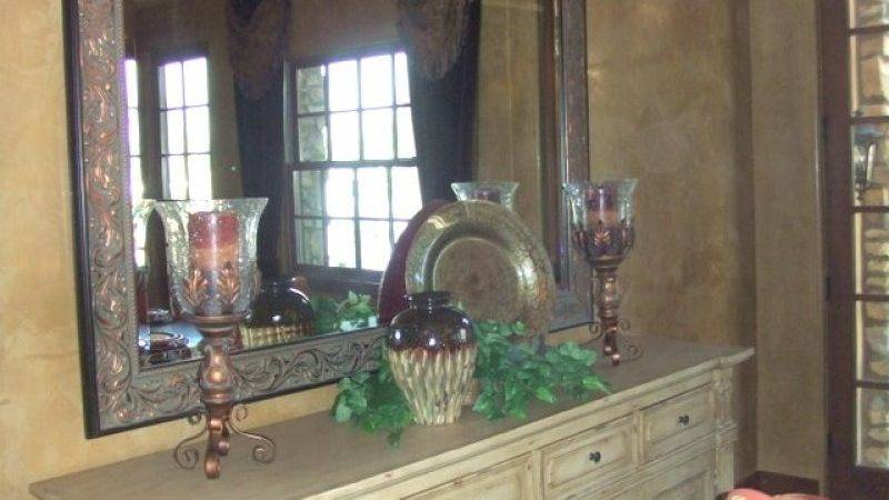 Decorating Dining Room Buffet Decorate