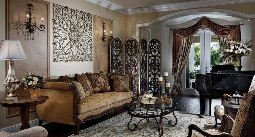 Decorating Extraordinary Large Walls Ideas