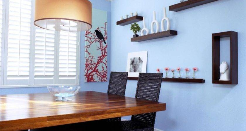 Decorating Floating Shelves Hgtv