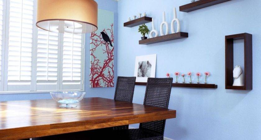 Decorating Floating Shelves Interior Design Styles