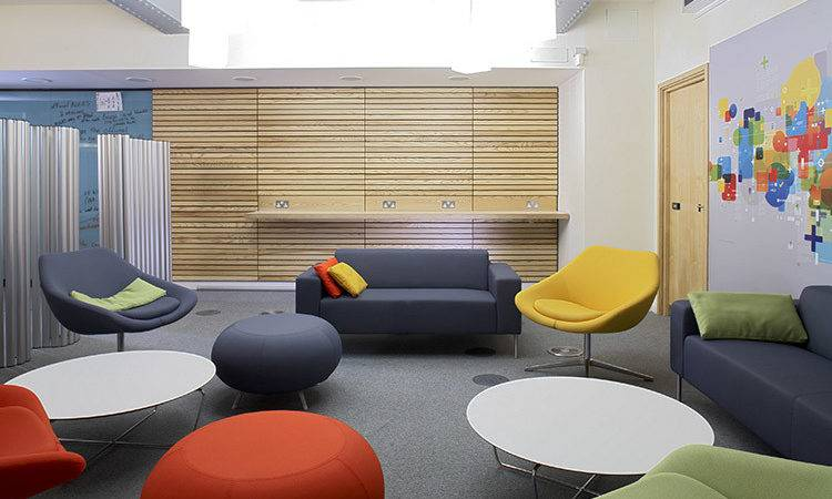 Decorating Ideas Basc Common Room Paul Murphy Architects