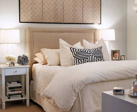 Decorating Ideas Beautiful Neutral Bedrooms Traditional