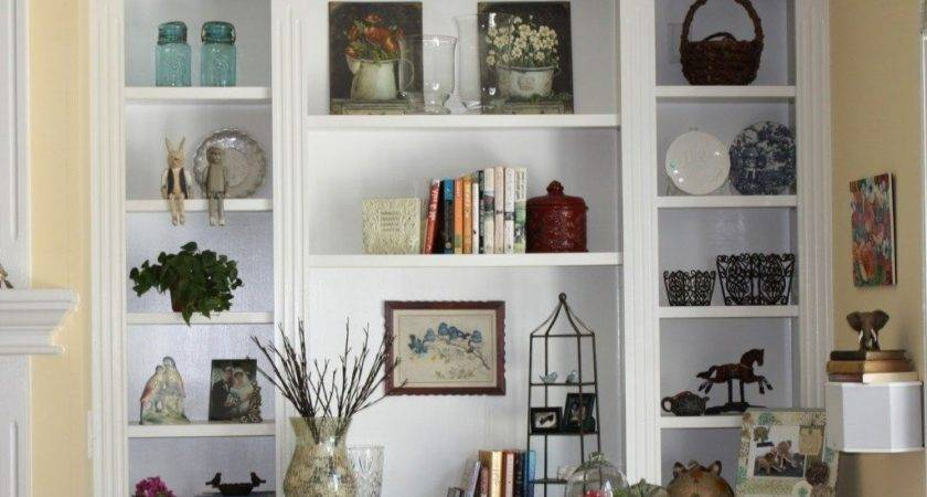 Decorating Ideas Bookshelves Living Room American Hwy