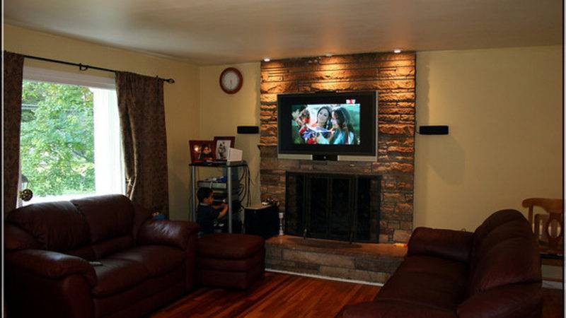Decorating Ideas Fireplace Walls Dream House Experience