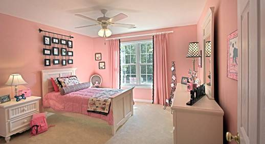 Decorating Ideas Girls Rooms New Homes