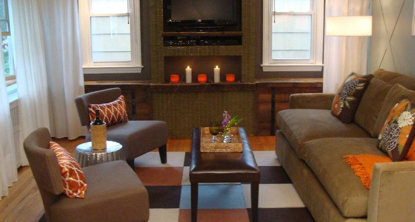 Decorating Ideas Small Living Room Fireplace
