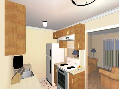 Decorating Ideas Small One Bedroom Apartments