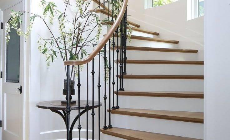 Decorating Ideas Stairs Landing Staircase Walls