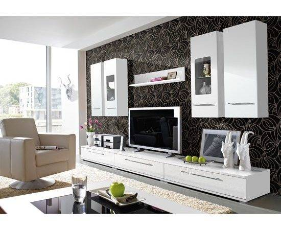 Decorating Ideas White Living Rooms Furniture Fif