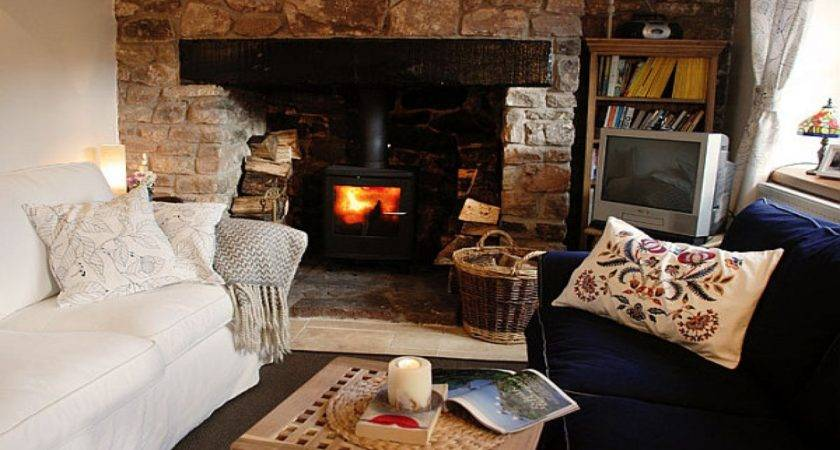 Decorating Living Room Ideas English Country Cottage