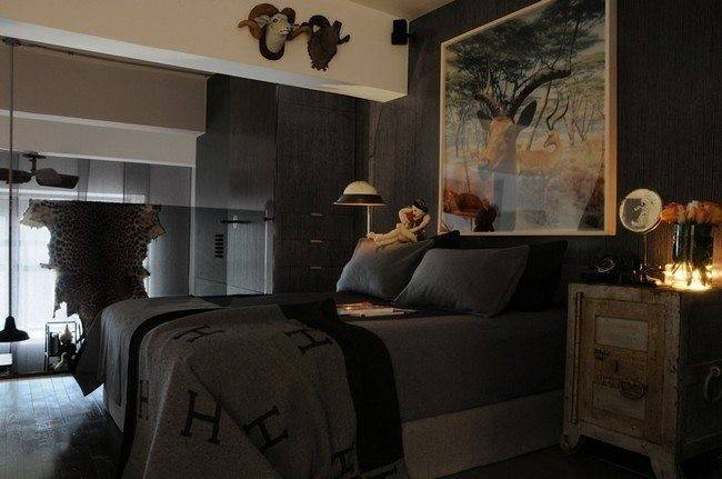 Decorating Men Bedrooms Decor Around World