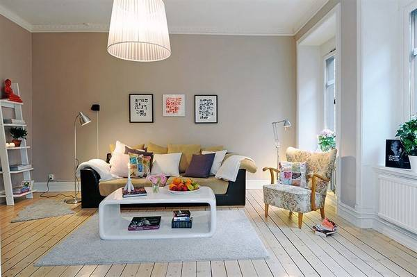 Decorating Modern Scandinavian Influence