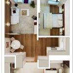 Decorating Small Apartment Difficult Easy