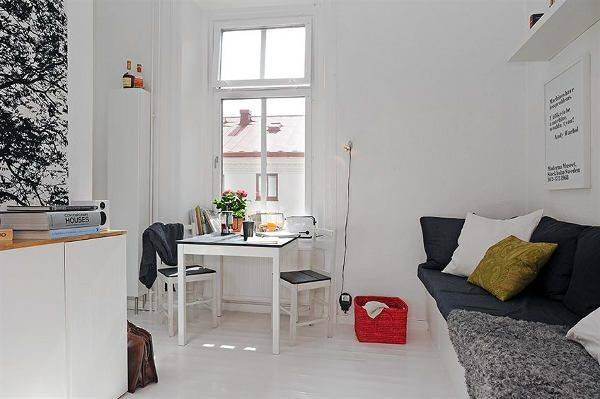 Decorating Small Apartment Not Difficult After All