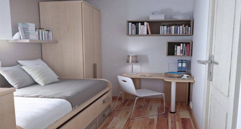 Decorating Small Rooms Ideas Bedrooms