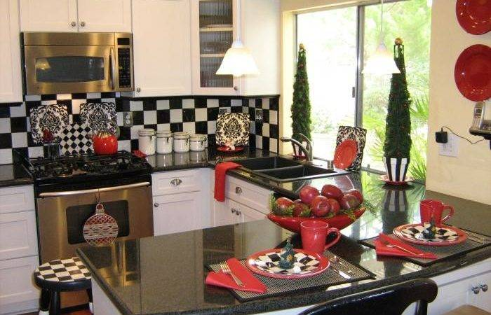 Decorating Themed Ideas Kitchens Afreakatheart