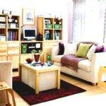 Decorating Very Small Living Room Modern House