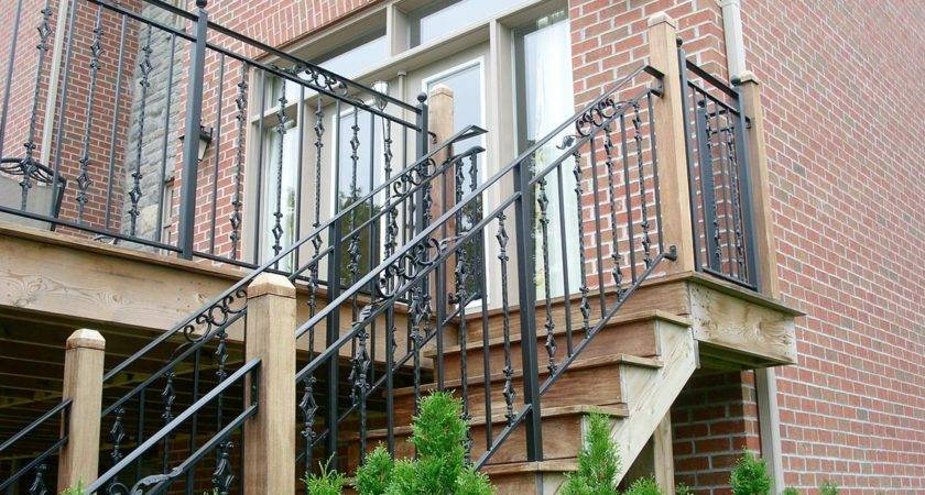 Decorating Your Home Exterior More Beautiful Wrought
