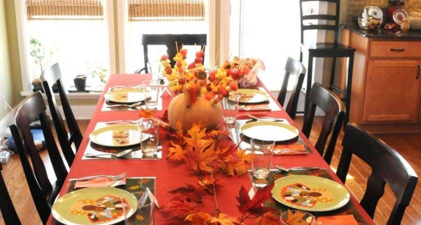 Decoration Attractive Diy Table Decorations Improving