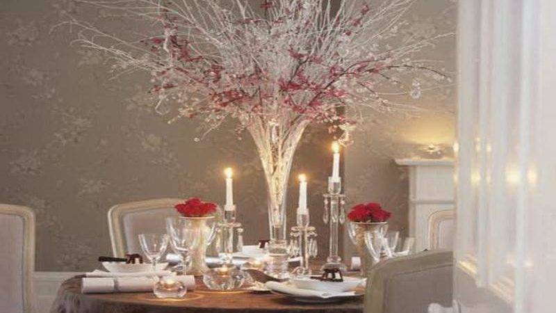 Decoration Easy Christmas Decorating Ideas Dining