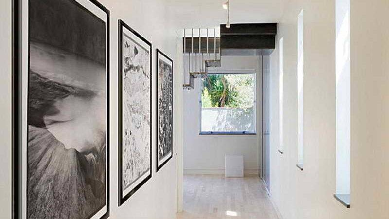 Decoration Hallway Paint Ideas Artwork