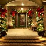 Decoration Ideas Comely Christmas Front Porch