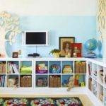 Decoration Modern Playroom Decor Ideas Cute