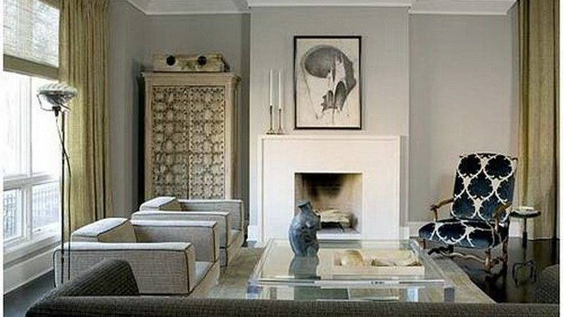 Decoration Neutral Grey Paint Colors