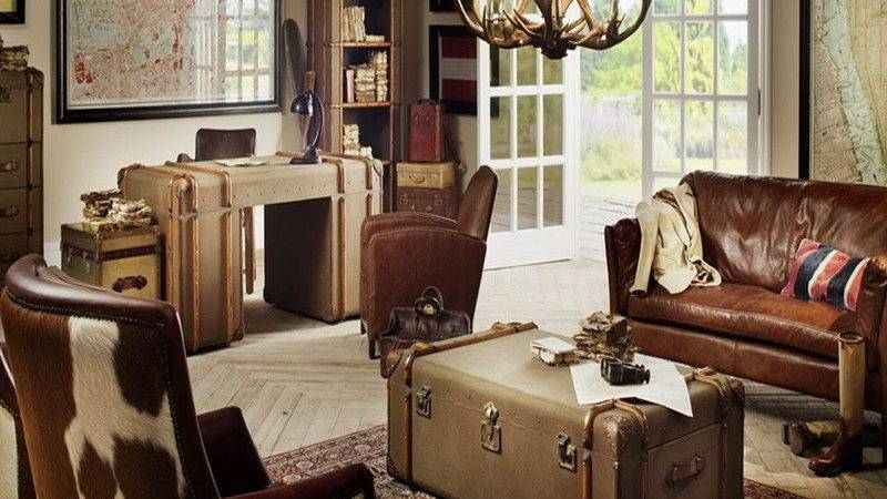 Decoration World Traveller Living Rooms Men