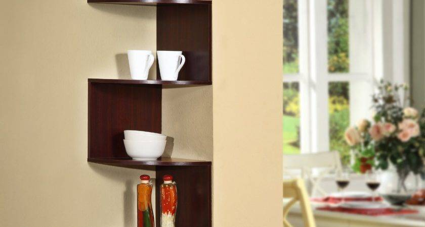 Decorations Wall Mounted Decorative Shelves