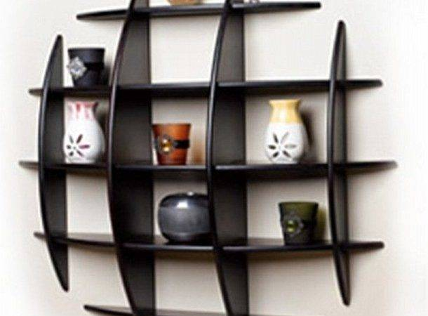 Decorative Modern Wall Shelves Recycled Things