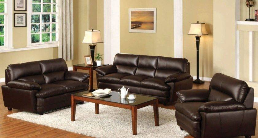 Decorative Pillows Brown Leather Couch Colour