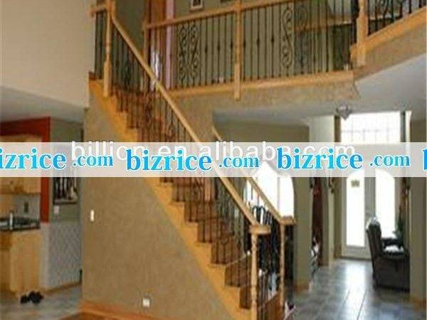Decorative Wrought Iron Stair Railings China Balustrades