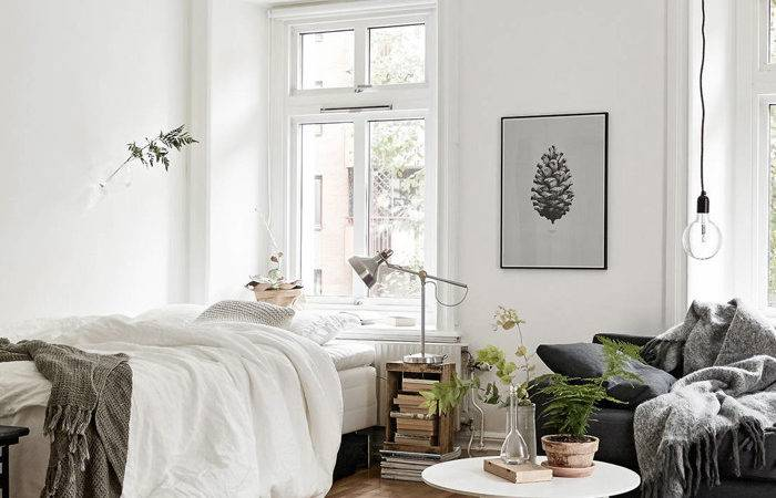 Decordots Cosy Vibes Small Scandinavian Style Apartment