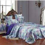 Deep Purple Comforter Sets Home Design Ideas