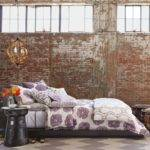 Delightful Cozy Bedrooms Brick Walls