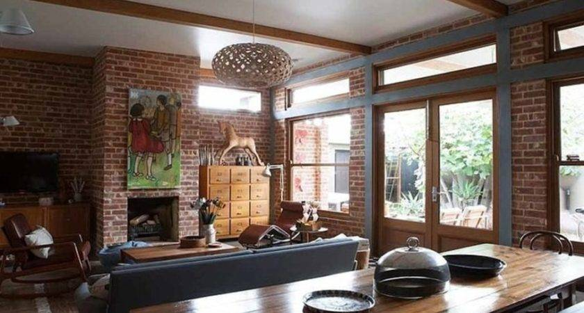Design Country House Mixed Style Elements