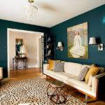 Design Evolving Bedroom Inspiration Dark Teal Gold